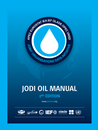 JODI Oil Manual Cover